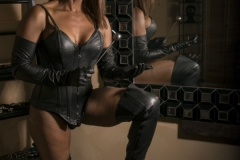 Are You Going to Behave for Mistress - TS Rachel Dominatrix